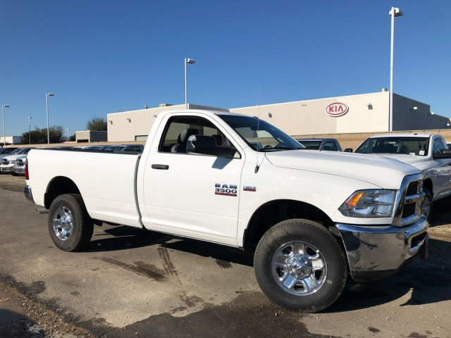 2018 Ram 3500 Regular Cab 4x4,  Pickup #55730D - photo 3