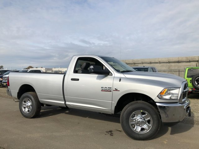 2018 Ram 3500 Regular Cab 4x4,  Pickup #55755D - photo 3