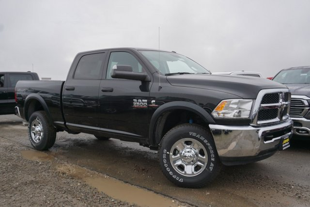 2018 Ram 2500 Crew Cab 4x4,  Pickup #55826D - photo 3