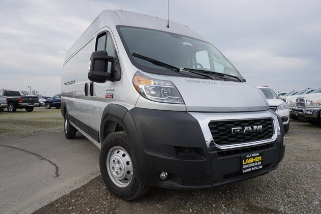 2019 ProMaster 3500 High Roof FWD,  Empty Cargo Van #55965D - photo 1