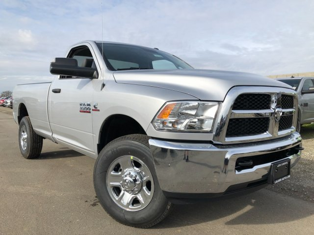 2018 Ram 3500 Regular Cab 4x4,  Pickup #55973D - photo 1