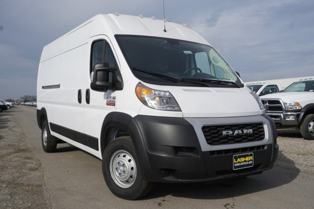2019 ProMaster 2500 High Roof FWD,  Empty Cargo Van #55982D - photo 1