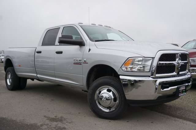 2018 Ram 3500 Crew Cab DRW 4x4,  Pickup #56206D - photo 3