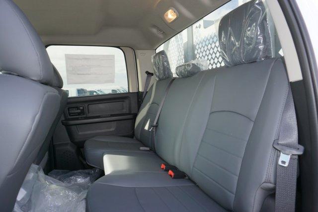 2018 Ram 3500 Crew Cab DRW 4x2,  Royal Contractor Body #56208D - photo 14