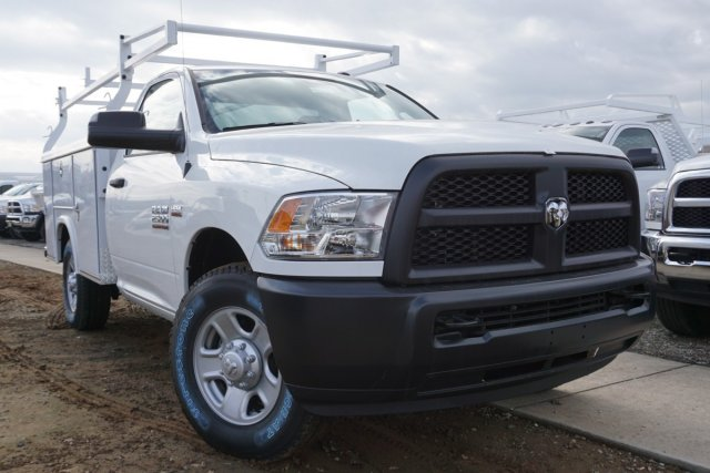 2018 Ram 2500 Regular Cab 4x2,  Royal Service Body #56209D - photo 1