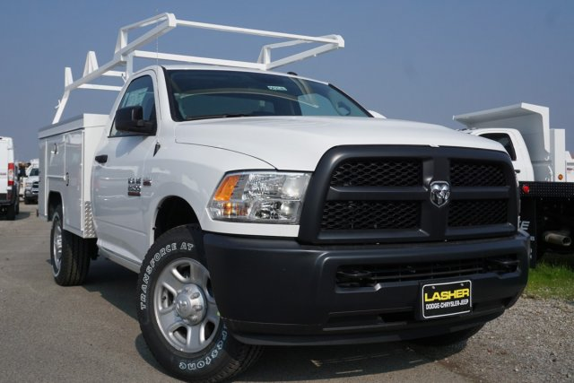 2018 Ram 2500 Regular Cab 4x2,  Scelzi Service Body #56214D - photo 1