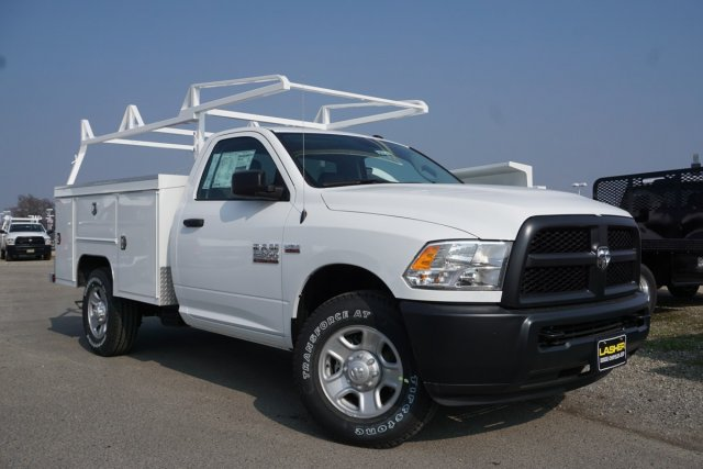 2018 Ram 2500 Regular Cab 4x2,  Scelzi Service Body #56214D - photo 3