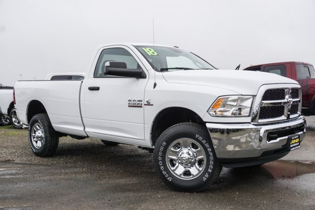 2018 Ram 2500 Regular Cab 4x4,  Pickup #56218D - photo 3