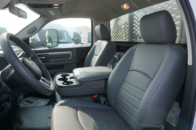 2018 Ram 5500 Regular Cab DRW 4x2,  Scelzi CTFB Contractor Body #56229D - photo 13
