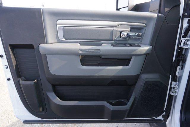 2018 Ram 5500 Regular Cab DRW 4x2,  Scelzi CTFB Contractor Body #56229D - photo 9