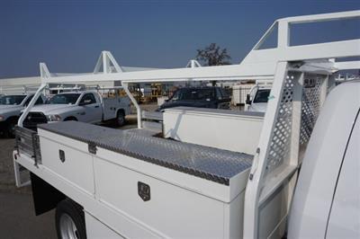 2018 Ram 5500 Regular Cab DRW 4x2,  Scelzi CTFB Contractor Body #56229D - photo 4
