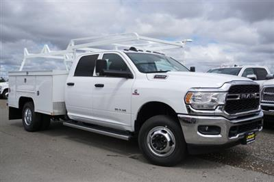 2019 Ram 3500 Crew Cab DRW 4x2,  Scelzi Signature Service Body #56386D - photo 3