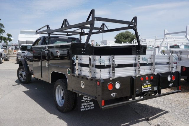 2019 Ram 5500 Regular Cab DRW 4x4,  Scelzi Combo Body #56443D - photo 1