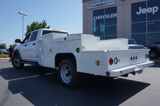 2019 Ram 5500 Crew Cab DRW 4x2,  Scelzi Welder Body #56482D - photo 1