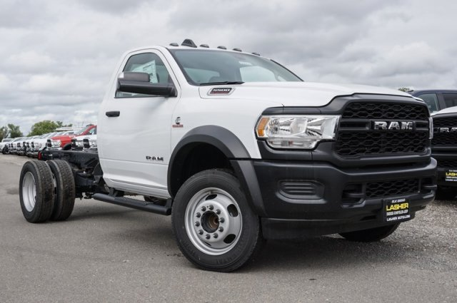 2019 Ram 5500 Regular Cab DRW 4x2,  Cab Chassis #56583D - photo 1
