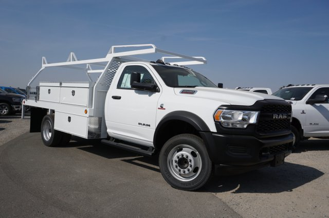 2019 Ram 4500 Regular Cab DRW 4x2, Scelzi CTFB Contractor Body #56717D - photo 4