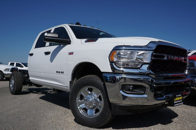 2019 Ram 3500 Crew Cab 4x2, Cab Chassis #56792D - photo 1