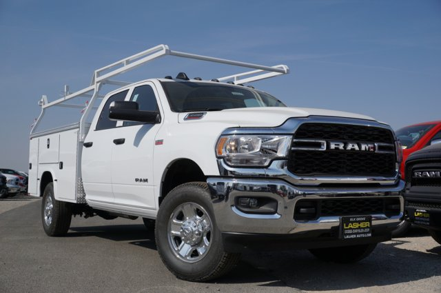 2019 Ram 3500 Crew Cab 4x4,  Cab Chassis #56864D - photo 1