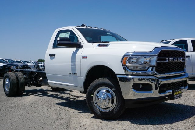 2019 Ram 3500 Regular Cab DRW 4x2, Cab Chassis #56896D - photo 1