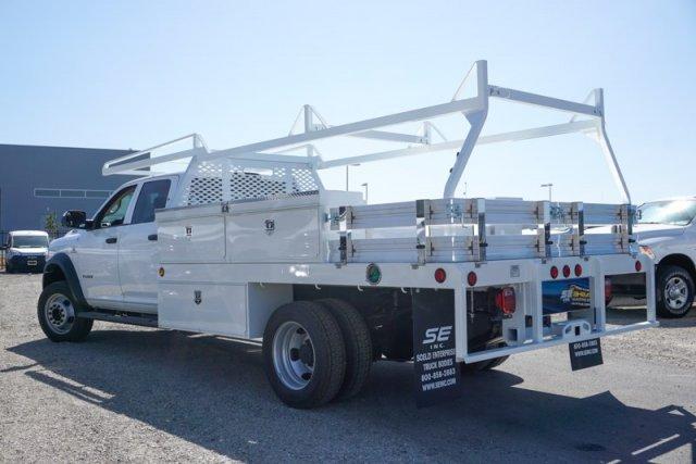 2019 Ram 4500 Crew Cab DRW 4x2,  Scelzi CTFB Contractor Body #56903D - photo 6