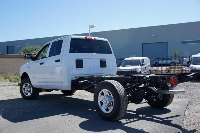 2019 Ram 3500 Crew Cab 4x4,  Cab Chassis #56962D - photo 1
