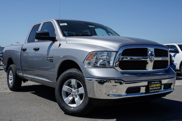 2019 Ram 1500 Quad Cab 4x4,  Pickup #57079D - photo 1