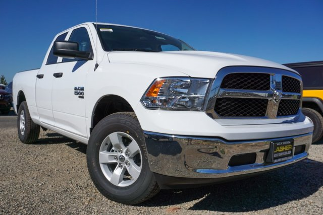 2019 Ram 1500 Quad Cab 4x4,  Pickup #57107D - photo 1
