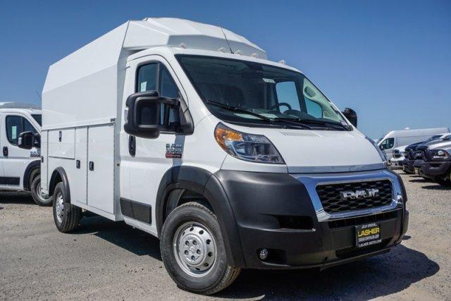 2019 ProMaster 3500 Standard Roof FWD,  Service Utility Van #57253D - photo 1