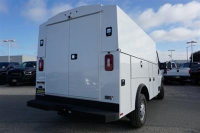 2019 ProMaster 3500 Standard Roof FWD, Knapheide KUV Service Utility Van #57254D - photo 2