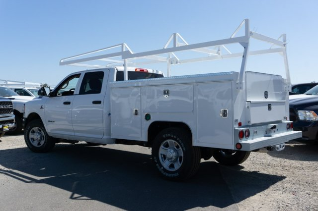 2019 Ram 3500 Crew Cab 4x2, Scelzi Service Body #57258D - photo 1