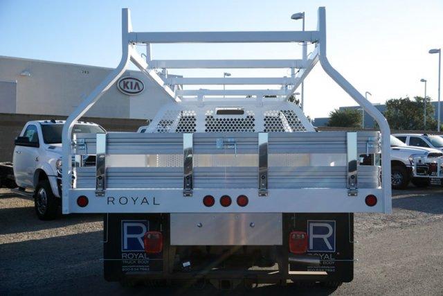 2019 Ram 3500 Crew Cab DRW 4x4, Royal Contractor Body #57260D - photo 4