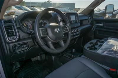 2019 Ram 3500 Crew Cab DRW 4x4, Royal Contractor Body #57260D - photo 8