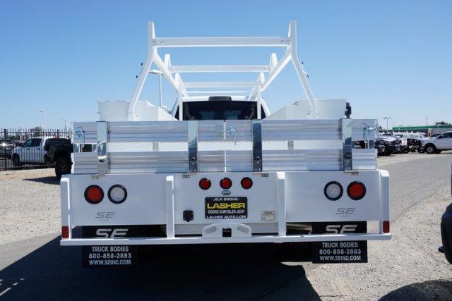 2019 Ram 5500 Crew Cab DRW 4x4, Scelzi SEC Combo Body #57262D - photo 5