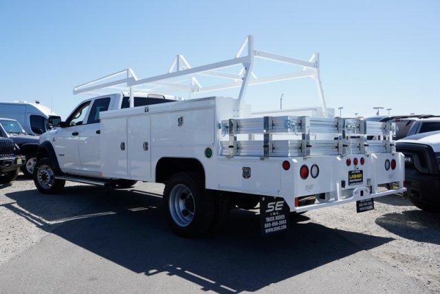 2019 Ram 5500 Crew Cab DRW 4x4, Scelzi SEC Combo Body #57262D - photo 2