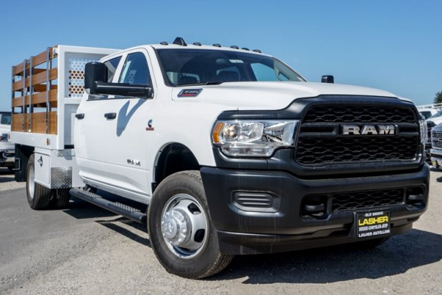 2019 Ram 3500 Crew Cab DRW 4x2, Royal Stake Bed #57263D - photo 1