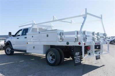 2019 Ram 4500 Crew Cab DRW 4x2,  Scelzi CTFB Contractor Body #57264D - photo 2