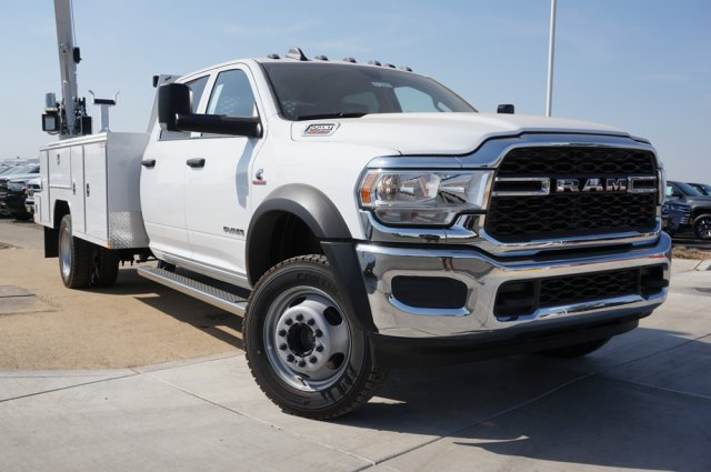 2019 Ram 5500 Crew Cab DRW 4x4, Scelzi Signature Mechanics Body #57266D - photo 1