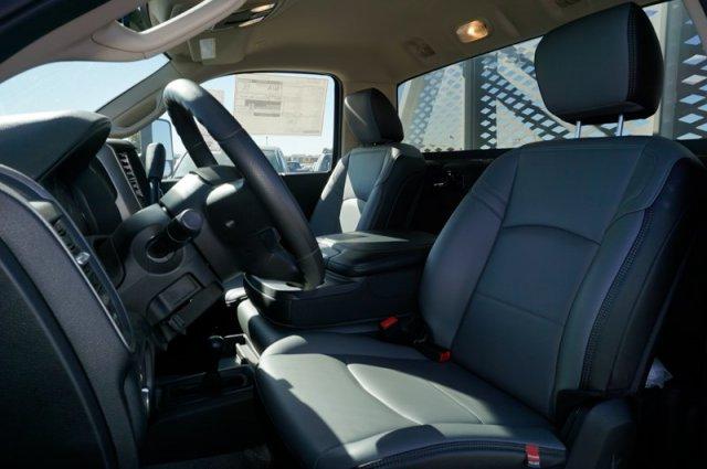 2019 Ram 5500 Regular Cab DRW 4x4,  Scelzi CTFB Contractor Body #57268D - photo 9