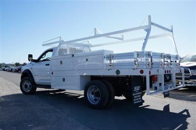 2019 Ram 5500 Regular Cab DRW 4x4,  Scelzi CTFB Contractor Body #57268D - photo 2
