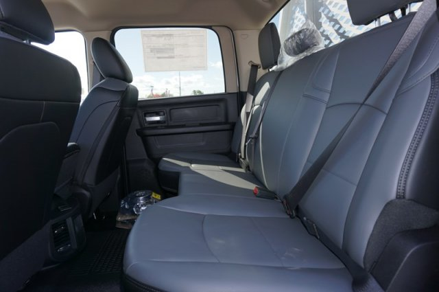 2019 Ram 3500 Crew Cab DRW 4x4, Scelzi CTFB Contractor Body #57284D - photo 28