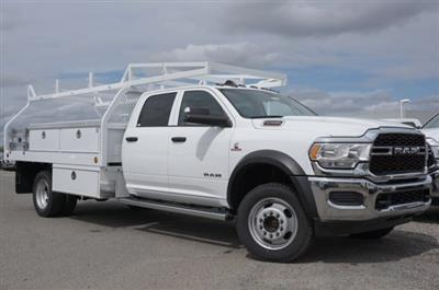 2019 Ram 5500 Crew Cab DRW 4x4, Royal Contractor Body #57341D - photo 1