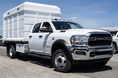 2020 Ram 5500 Crew Cab DRW 4x4, Scelzi Chipper Body #57347D - photo 1