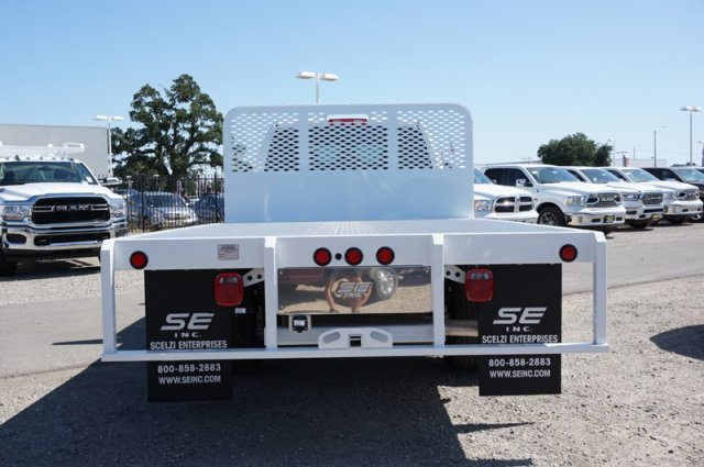 2020 Ram 3500 Crew Cab DRW 4x4, Scelzi WFB Platform Body #57349D - photo 6