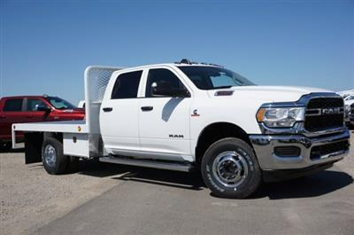 2020 Ram 3500 Crew Cab DRW 4x4, Scelzi WFB Platform Body #57349D - photo 3