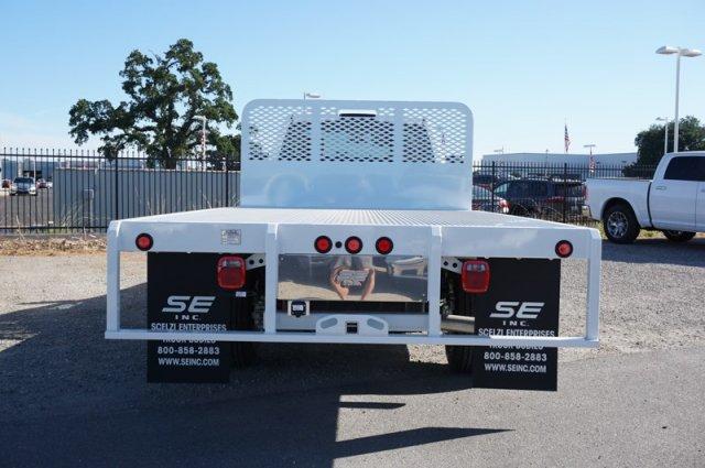 2020 Ram 4500 Regular Cab DRW 4x2, Scelzi WFB Platform Body #57350D - photo 6