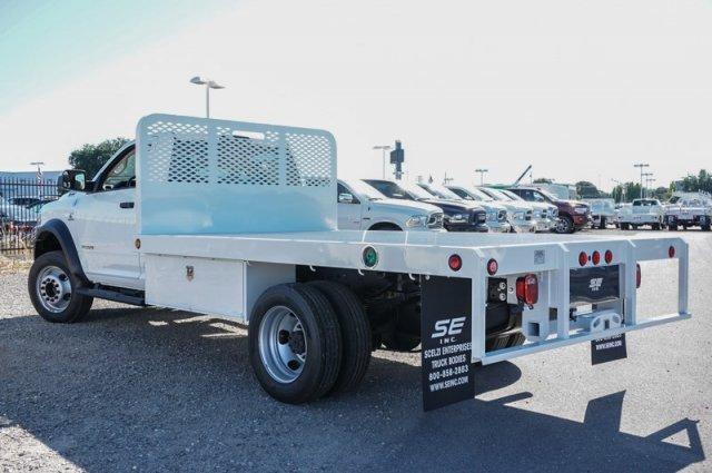2020 Ram 4500 Regular Cab DRW 4x2, Scelzi WFB Platform Body #57350D - photo 2