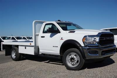 2020 Ram 4500 Regular Cab DRW 4x2, Scelzi WFB Platform Body #57350D - photo 3