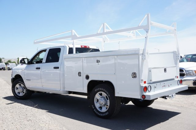 2020 Ram 2500 Crew Cab 4x2, Scelzi Crown Service Body #57351D - photo 2
