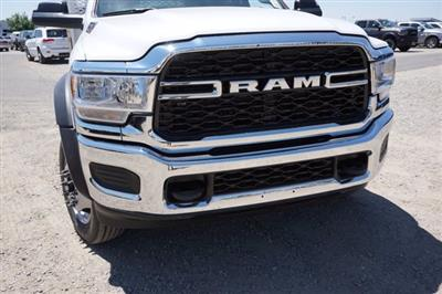 2020 Ram 5500 Crew Cab DRW 4x4, Stake Bed #57352D - photo 4