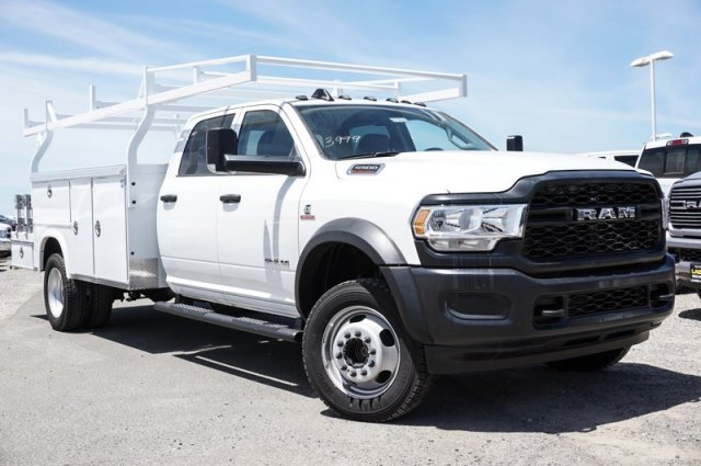 2019 Ram 5500 Crew Cab DRW 4x4, Royal Combo Body #57353D - photo 1